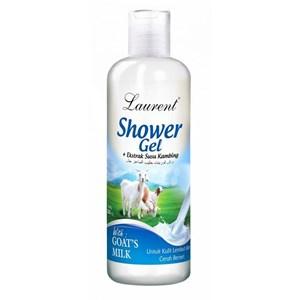Laurent Shower Gel Goat's Milk 250mL