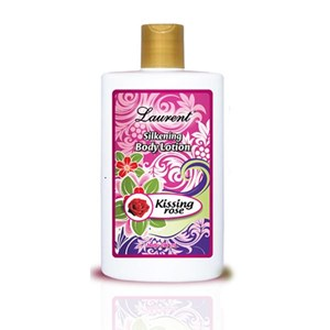 Laurent Silkening Body Lotion Kissing Rose 250ml