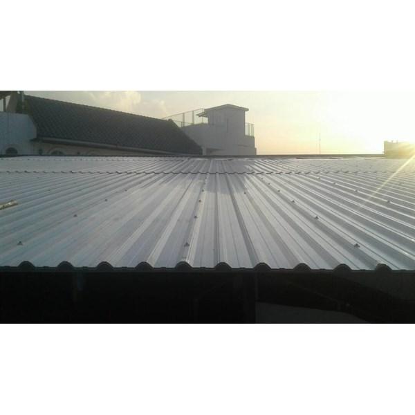 Atap PVC Alderon SUNPANEL