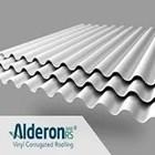 Atap upvc ALDERON RS 1
