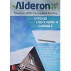 Atap upvc ALDERON RS 5