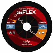 Flexible Grinding Wheel (Diaflex) - Diabond