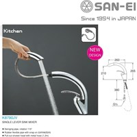 SAN-EI Faucet Qualified and warranty K8790JV