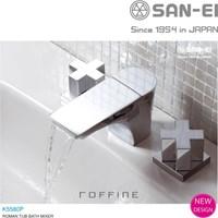 SAN-EI Bath Faucet Qualified and warranty K5580P