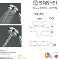 Jual Kran Bathtub SAN-EI Berkualitas dan Bergaransi SK1870 2