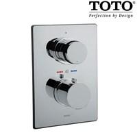 TOTO Shower Mixer w/Diverter & Stop Valve 1