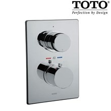 TOTO Shower Mixer w/Diverter & Stop Valve