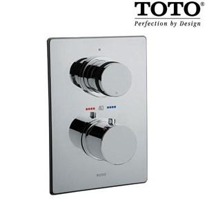 TOTO Shower Mixer w/Diverter & Stop Valve