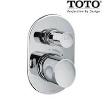 TOTO TX442SQBR  Shower Mixer w/Diverter & Stop Valve 1