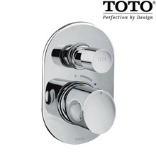 TOTO TX442SQBR  Shower Mixer w/Diverter & Stop Valve
