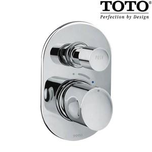 TOTO TX442SQBR  Shower Mixer w/Diverter & Stop Valve