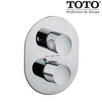 TOTO TX473SQBR Shower Mixer w/Diverter & Stop Valve 1