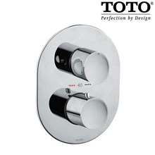 TOTO TX473SQBR Shower Mixer w/Diverter & Stop Valve