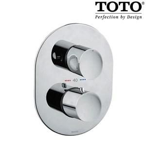 TOTO TX473SQBR Shower Mixer w/Diverter & Stop Valve