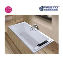 Bathtub Marble Fiesto Tipe Logo