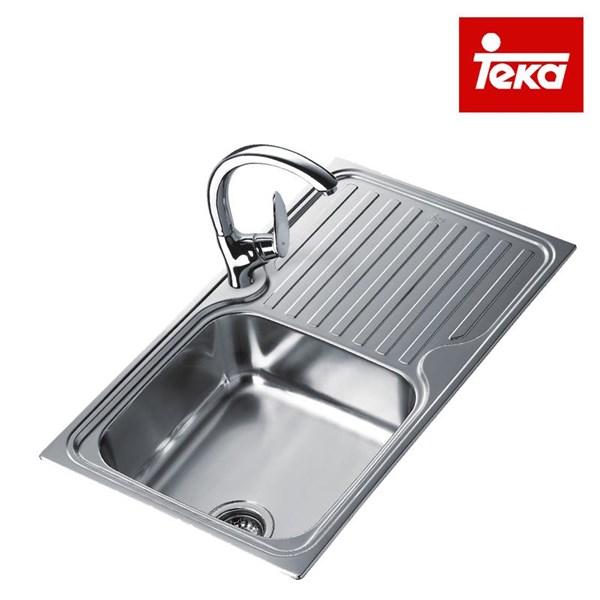Jual Kitchen Sink Teka Tipe Classic 1b 1d