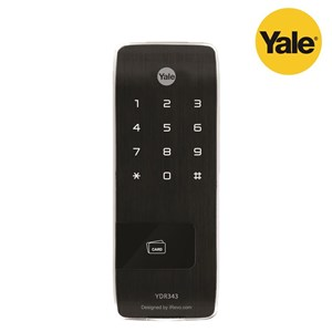 Kunci Digital door lock Yale YDM 343