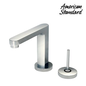 Kran Air American Standard ( Deck Mounted Basin Mixer Model IDS Clear tipe F072C112)