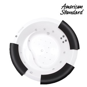 Bak Mandi American Standard IDS Round Wellness Drop In Tub