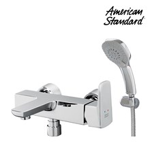 Kran dan Shower Exposed Bath & Shower Mixer with Hand Spray set