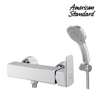Kran dan Shower Exposed Shower Mixer Only With Hand Spray Set Model ventuno 1