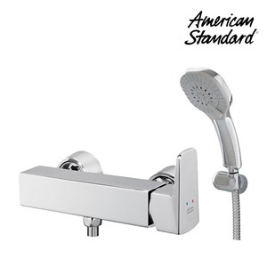 Kran dan Shower Exposed Shower Mixer Only With Hand Spray Set Model ventuno