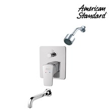 American Standard shower In Wall Bath Shower with Shower Head & & Spout