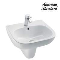 Wastafel American Standard Active Lava with Semi Pedestal 1