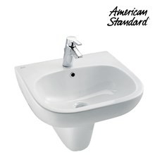 Wastafel American Standard Active Lava with Semi Pedestal
