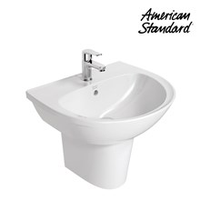 Wastafel American Standard Neo Moder Lav with Semi Pedestal