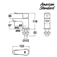 Jual Neo Modern SH SL Lava Faucet (Mono) 2