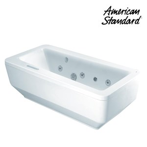 Bathtub American Standard Imagine Tub 1.7 M Floor Standing with Wellness