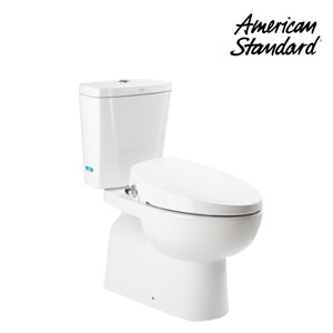 Toilet American Standard OD1 CCST Toilet Round Tank + Slim Smart Washer