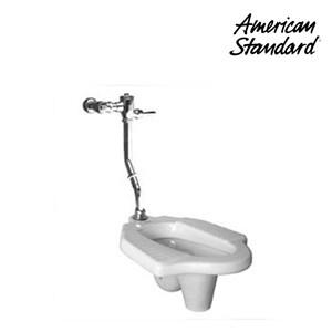 Toilet American Standard Rapi DX Top Spud Squat