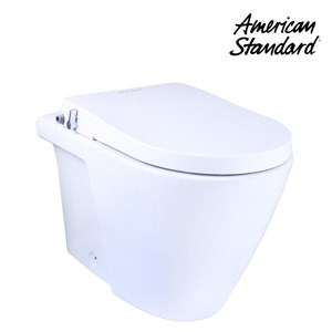 Toilet American Standard Acacia Wall Hung Toilet + Axiss Smart Washer