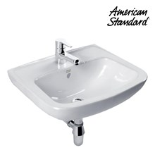 Wastafel American Standard New Codie Square Wall H