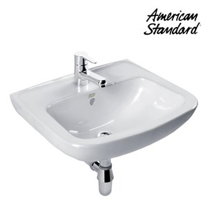 Wastafel American Standard New Codie Square Wall Hung Lavatory