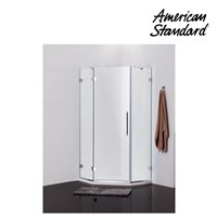 Jual Kaca Shower American Standard Shower Enclosure Pentagon Complete with Shower Tray