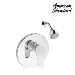 Shower Cygnet In Wall Shower Mixer with Shower Head