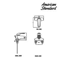 Jual Kran Air American Standard Saga 4 S or L Lavatory Faucet  2