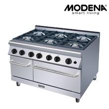 Kompor Gas Modena Professional GR 7060 GO