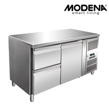 Stainless Steel Counter Chiller Modena Professional CC 2121