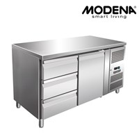 Jual Stainless Steel Counter Chiller Modena Professional CC 2131