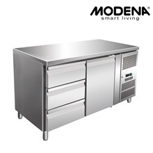 Stainless Steel Counter Chiller Modena Professional CC 2131