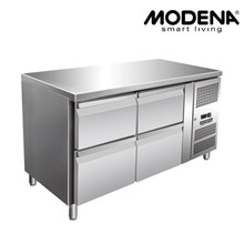 Stainless Steel Counter Chiller Modena Professional CC 2041