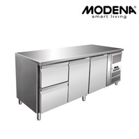 Jual Stainless Steel Counter Chiller Modena Professional CC 3221