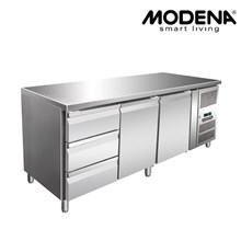 Stainless Steel Counter Chiller Modena Professional CC 3231