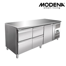 Stainless Steel Counter Chiller Modena Professional CC 3141