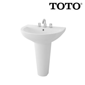 Wastafel Toto LW 825 J or LW 825 FJ