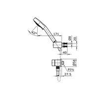 Jual Shower TX 472 SE 2